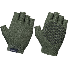 GripGrab Freedom Knitted Cycling Gloves olive